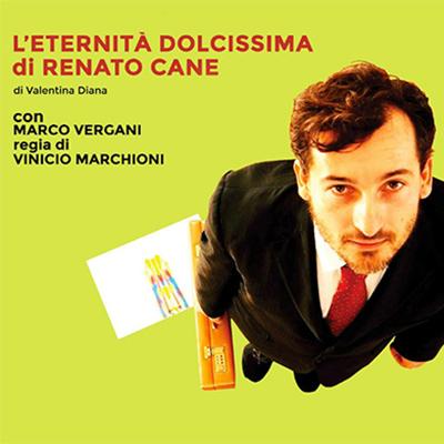 """I prossimi appuntamenti con """"L'eternità dolcissima di Renato Cane"""""""
