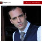 maurizio mario pepe, regista italiano di drammaturgia contemporanea