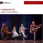 """Spettacolo teatrale """"Il Mago di Oz"""" al Teatro Puccini."""