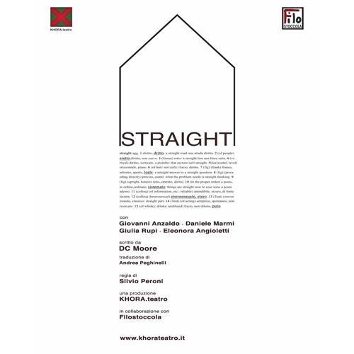 Straight di D.C. Moore