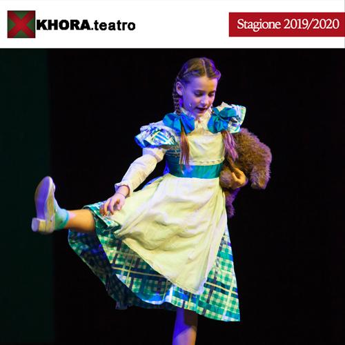Il Mago di Oz torna a Teatro
